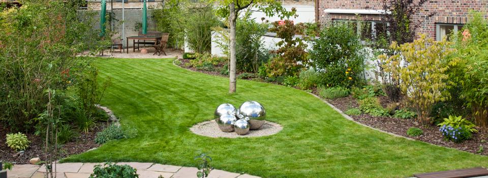 Feng Shui Beratung für die Gartenumgestaltung, Planung der Gartenanlage & Ausführung mit dem eigenen Betrieb