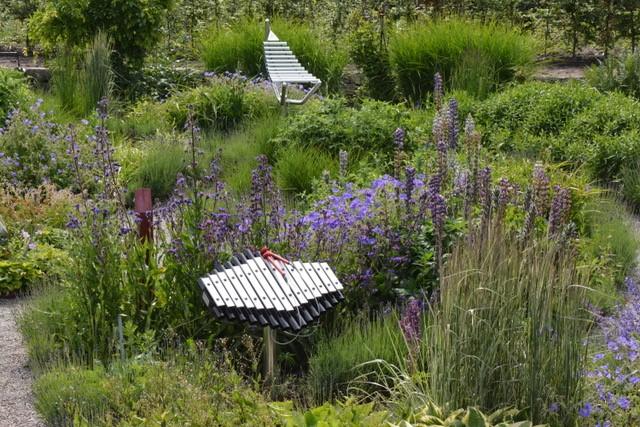 Der Klangsinn im Garten