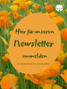 Anmeldung Newsletter Grünreich