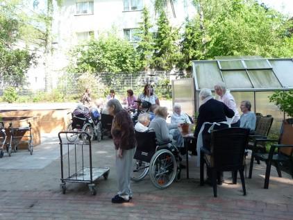Online-Workshops Gartentherapie mit Senioren