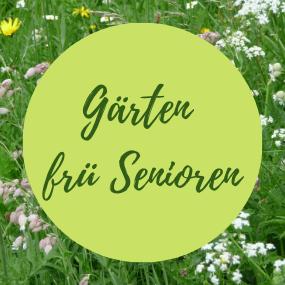 Webinar Gärten für Senioren