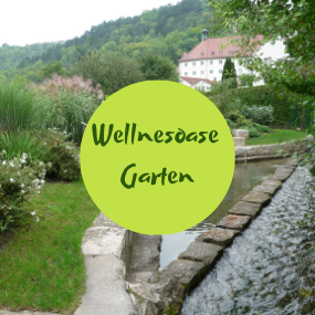Webinar Wellnessoase Garten