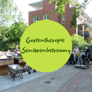 Online-Workshop Gartentherapie Senioren