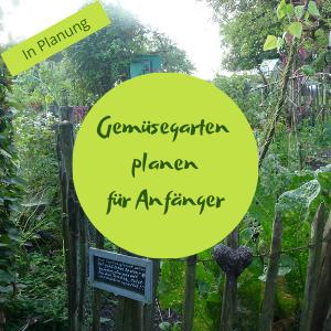 Online-Workshop Gemüsegarten planen für Anfänger