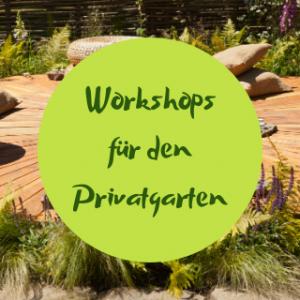 Online-Workshops Privatgarten