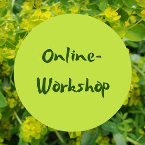 Online-Workshop Garten gestalten